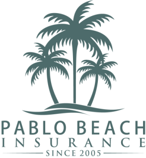 Pablo Beach Insurance Logo