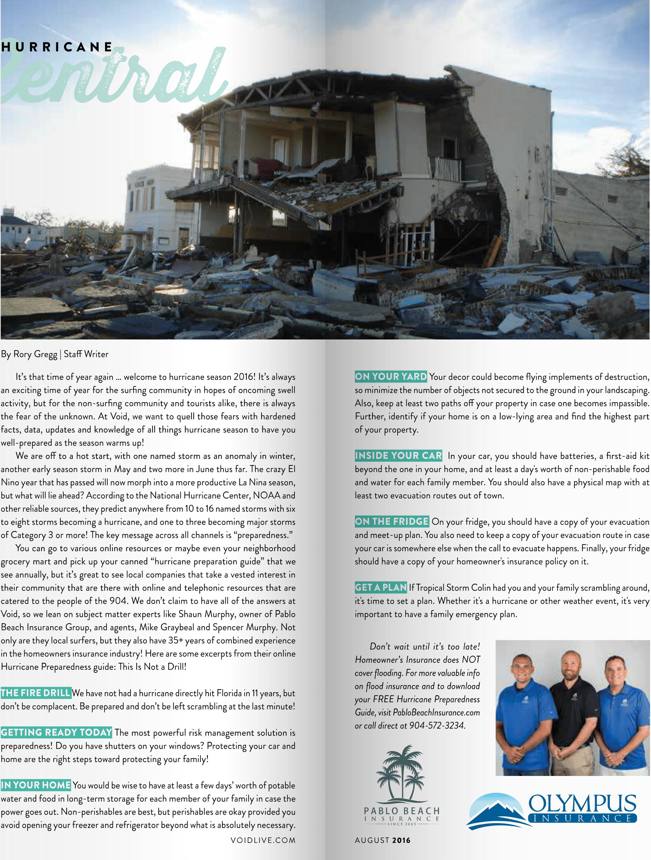 1 Insurance Agency in Jacksonville! - Pablo Beach Insurance