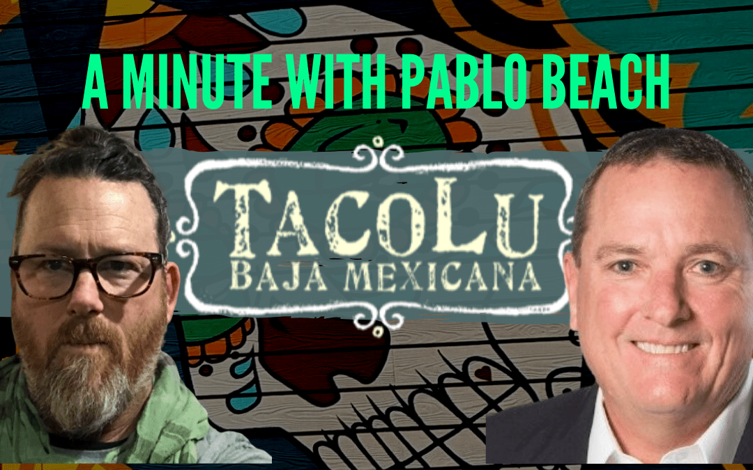 A Minute with Pablo Beach: Don Nicol