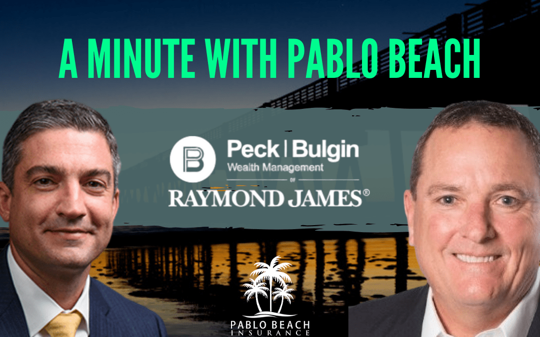 A Minute with Pablo Beach: Casey Bulgin, CFP®, AEP®