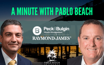 A Minute with Pablo Beach: Casey Bulgin, CFP®, AEP®