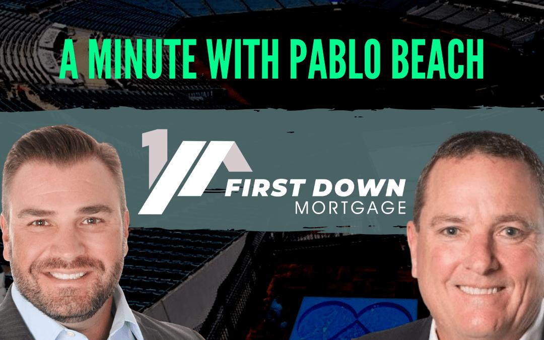 A Min with Pablo Beach: Chad Hauseman