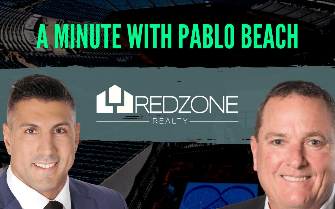 A Minute with Pablo Beach: Jason Babin