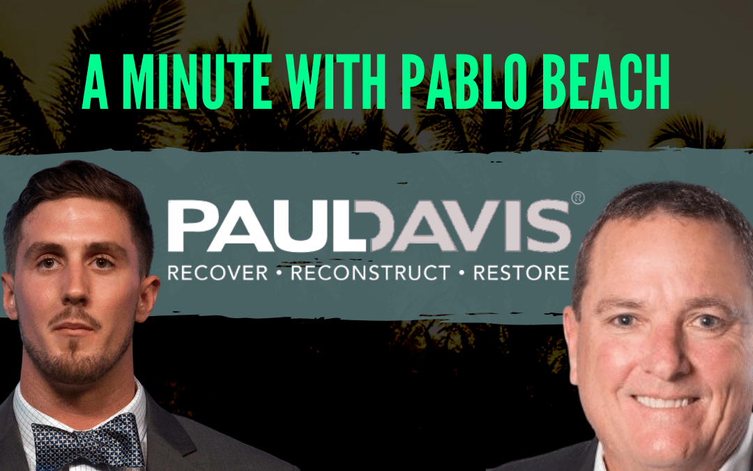 A Minute with Pablo Beach: Thomas Sirk